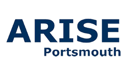 Arise Portsmouth Logo and Link