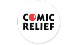 Comic Relief Logo and Link