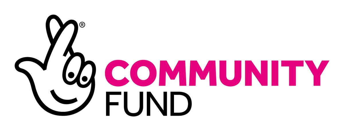 Community fund lottery logo