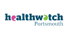 Healthwatch Portsmouth Logo and Link
