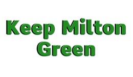 Keep Milton Green Link to Facebook public group page