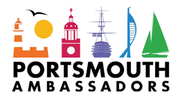Portsmouth Ambassadors Logo and Link