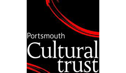 Portsmouth Cultural Trust Logo and Link