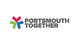 Portsmouth Together Logo and Link