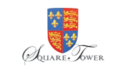 Square Tower Logo and Link