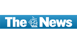 The News Logo and Link