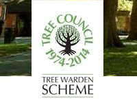 Portsmouth & Southsea Tree Wardens Logo and Link