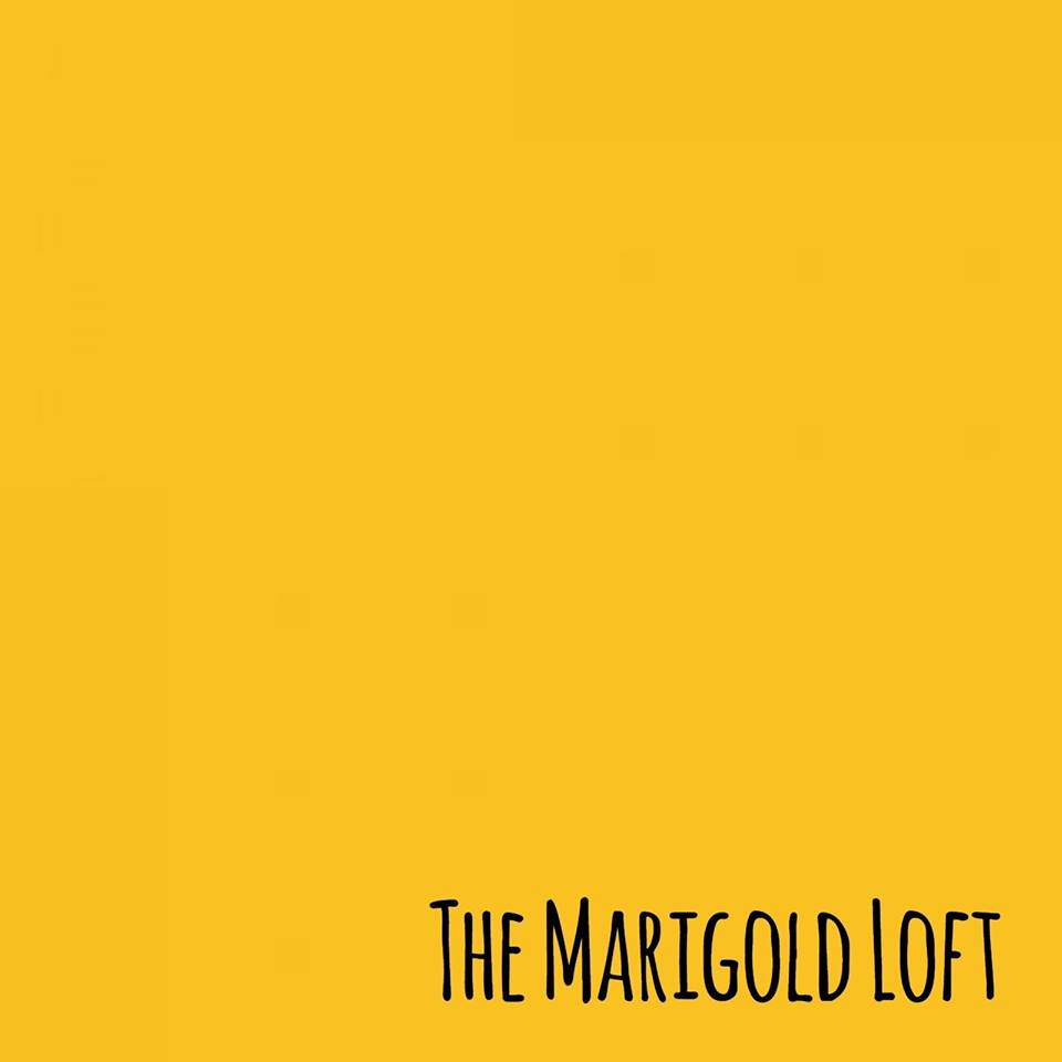 The Marigold Loft logo and link to website